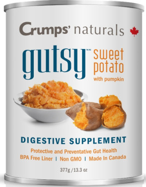 CRUMPS Gutsy Sweet Potato with Pumpkin