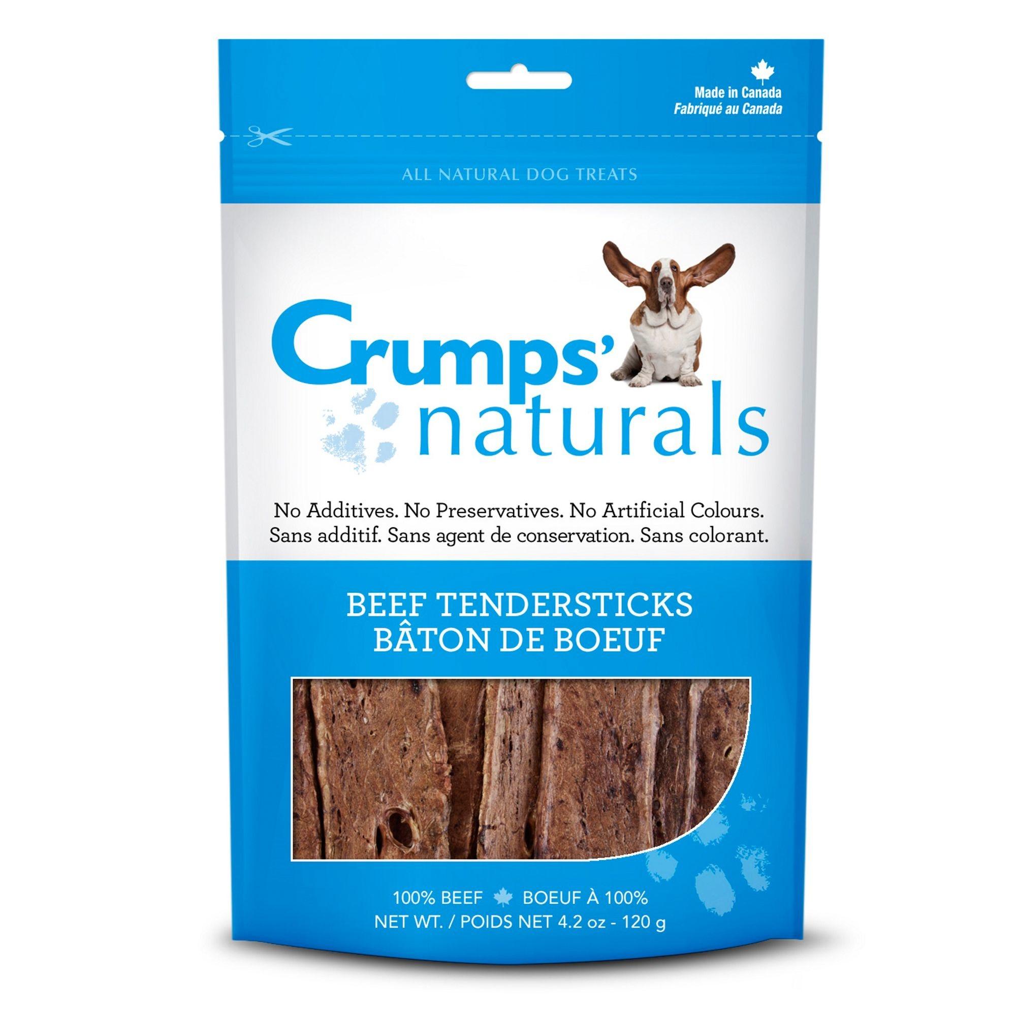 CRUMPS Beef Lung Tendersticks 8.8 oz
