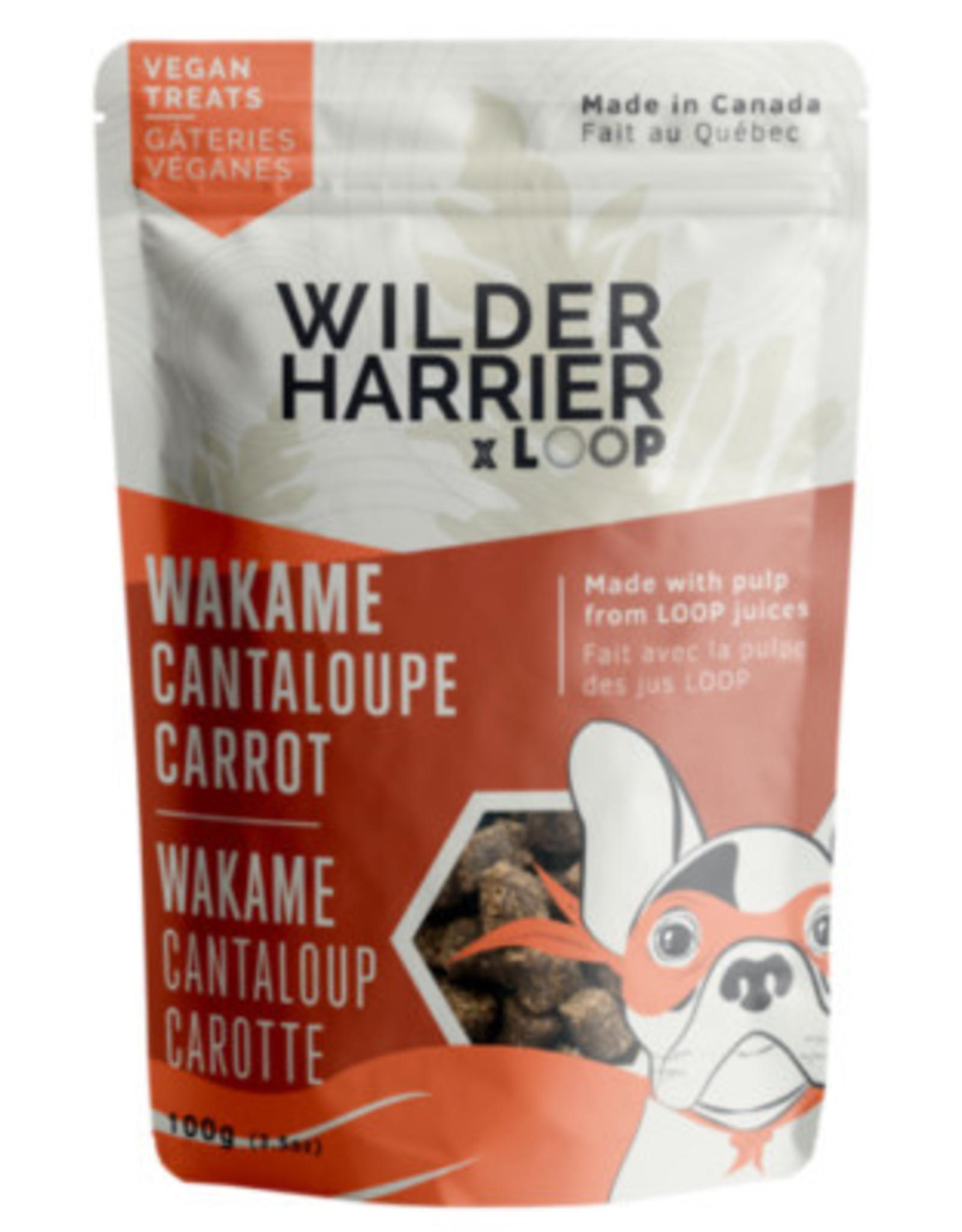 WILDER HARRIER Wilder Harrier Seaweed Cantaloupe Carrot
