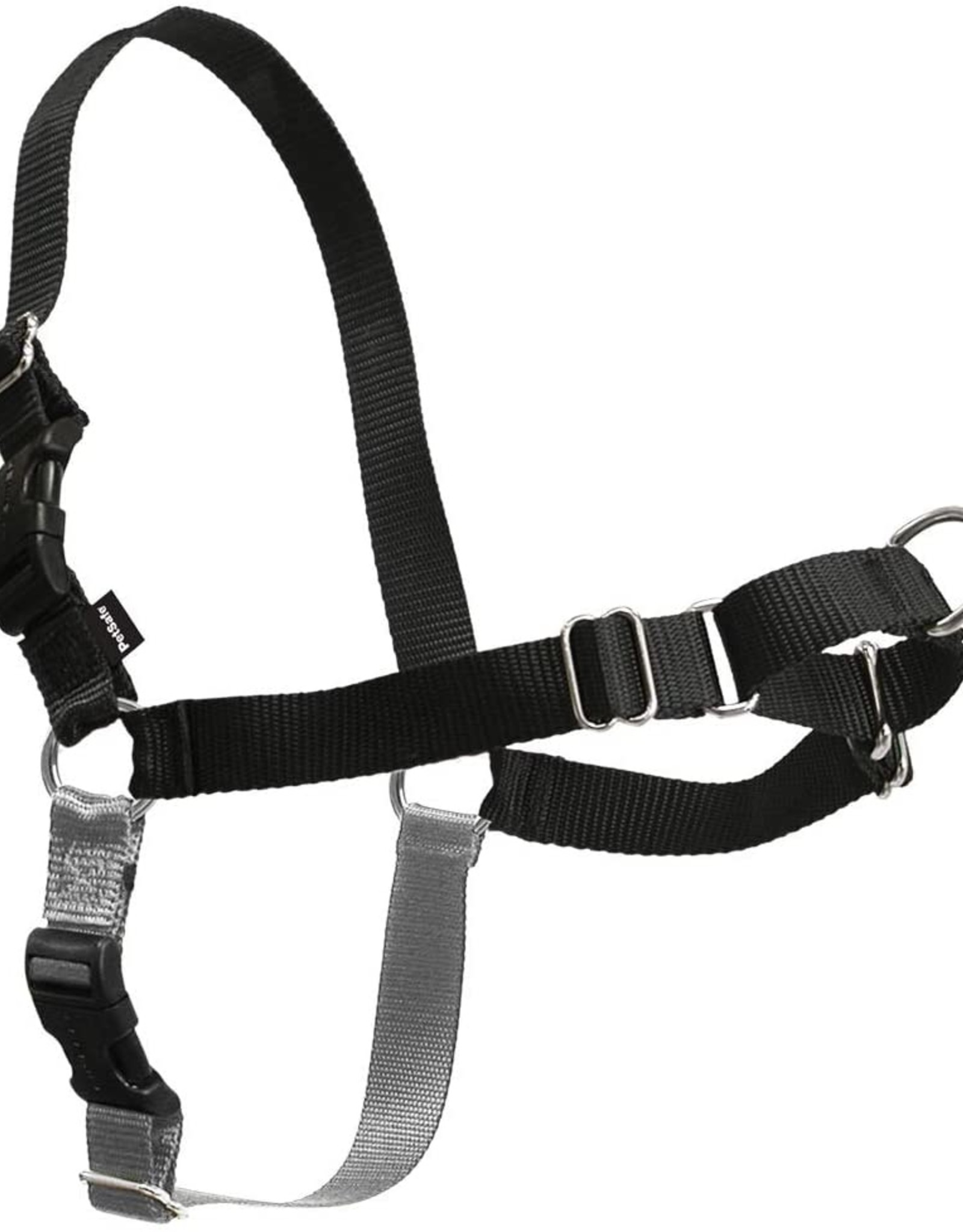 Easy Walk Harness Medium (Black)