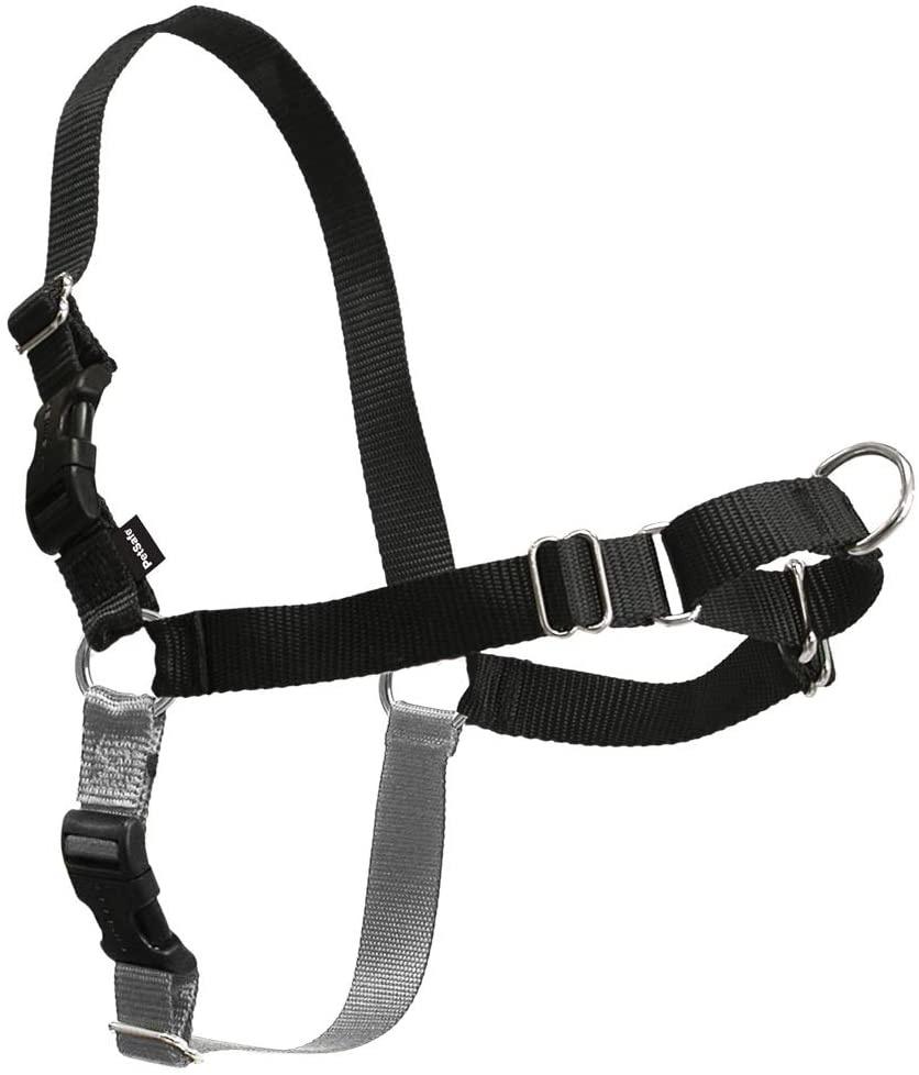 Easy Walk Harness Large (Black)