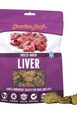 Grandma Lucy's Grandma Lucy's Freeze-dried Liver 2.5oz