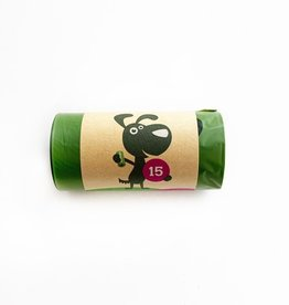 Earth Rated Eco-Friendly Poo Bags \ Refill \ Single Roll