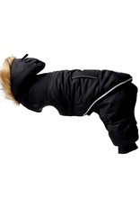 GF PET - Elastofit Snowsuit Black L