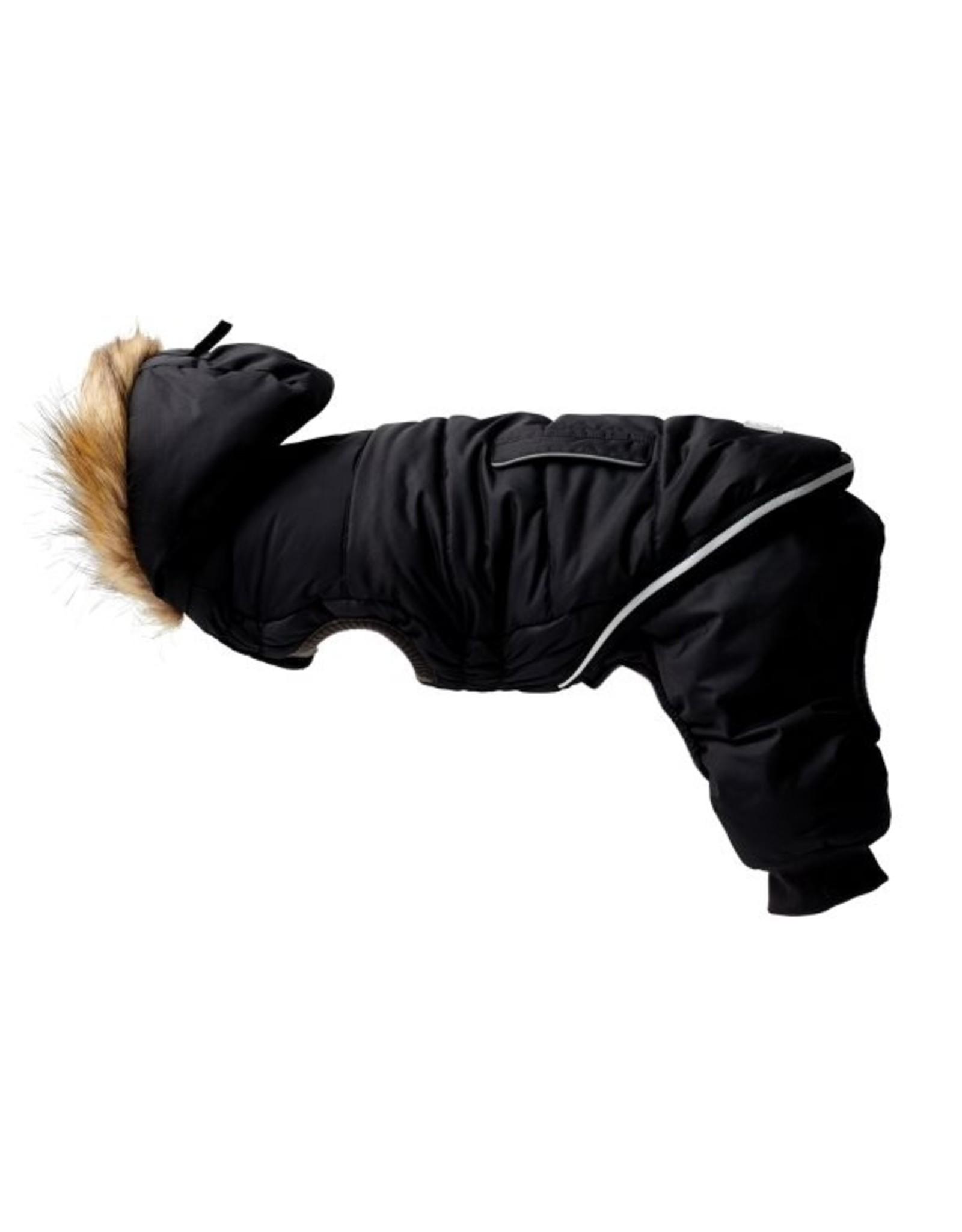 GF PET - Elastofit Snowsuit Black XXS