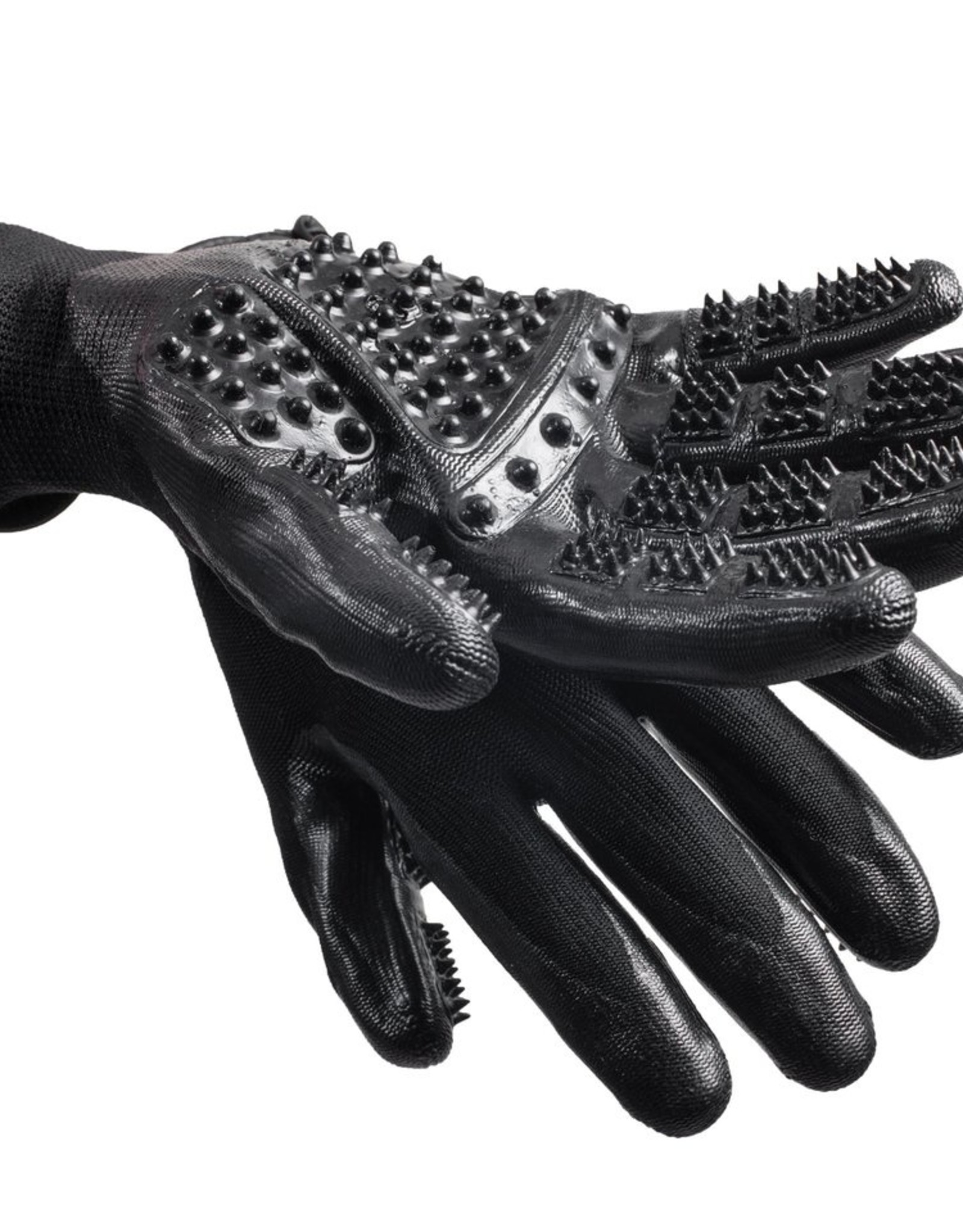 Loving Hands Grooming Gloves