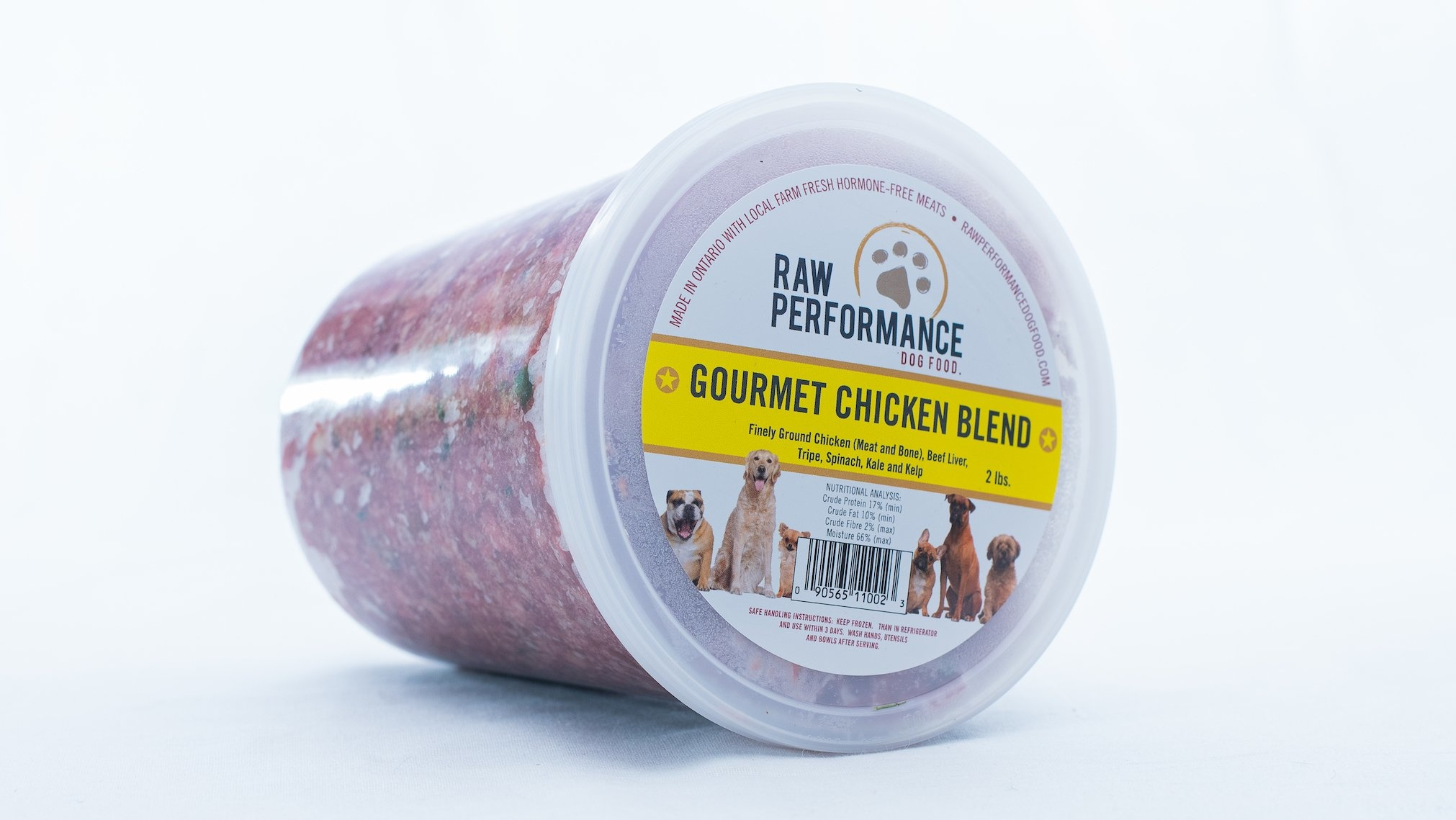 Raw Performance Raw Performance - Gourmet Chicken Blend 2lb