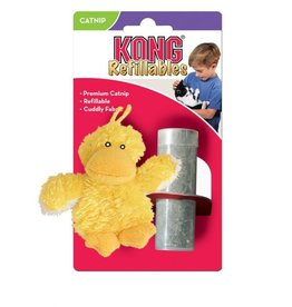 Kong Refillable Catnip Duck - Cat