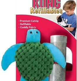 Kong Refillable Catnip Turtle -  Cat