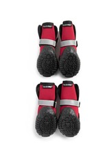 Silver Paw Silver Paw - Easy Fit Neoprene Dog Boots XS (Red)