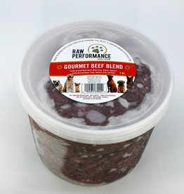 Raw Performance Raw Performance - Gourmet Beef Blend 4lb