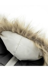 Silver Paw Silver Paw - Quilted Puffer Jacket Grey