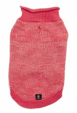 Silver Paw Silver Paw - Roll Neck Sweater Rose