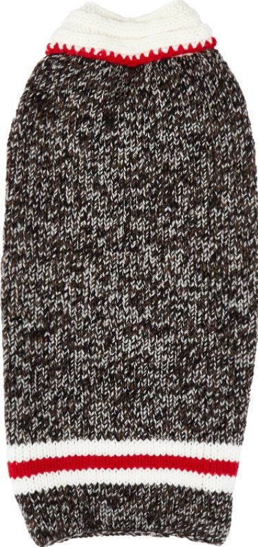 Chilly Dog Classic Boyfriend Wool Sweater