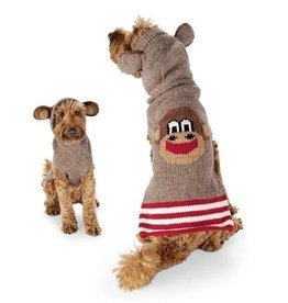 Chilly Dog Chilly Dog Monkey Wool Hoodie