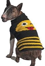 Chilly Dog Emoji Wool Sweater