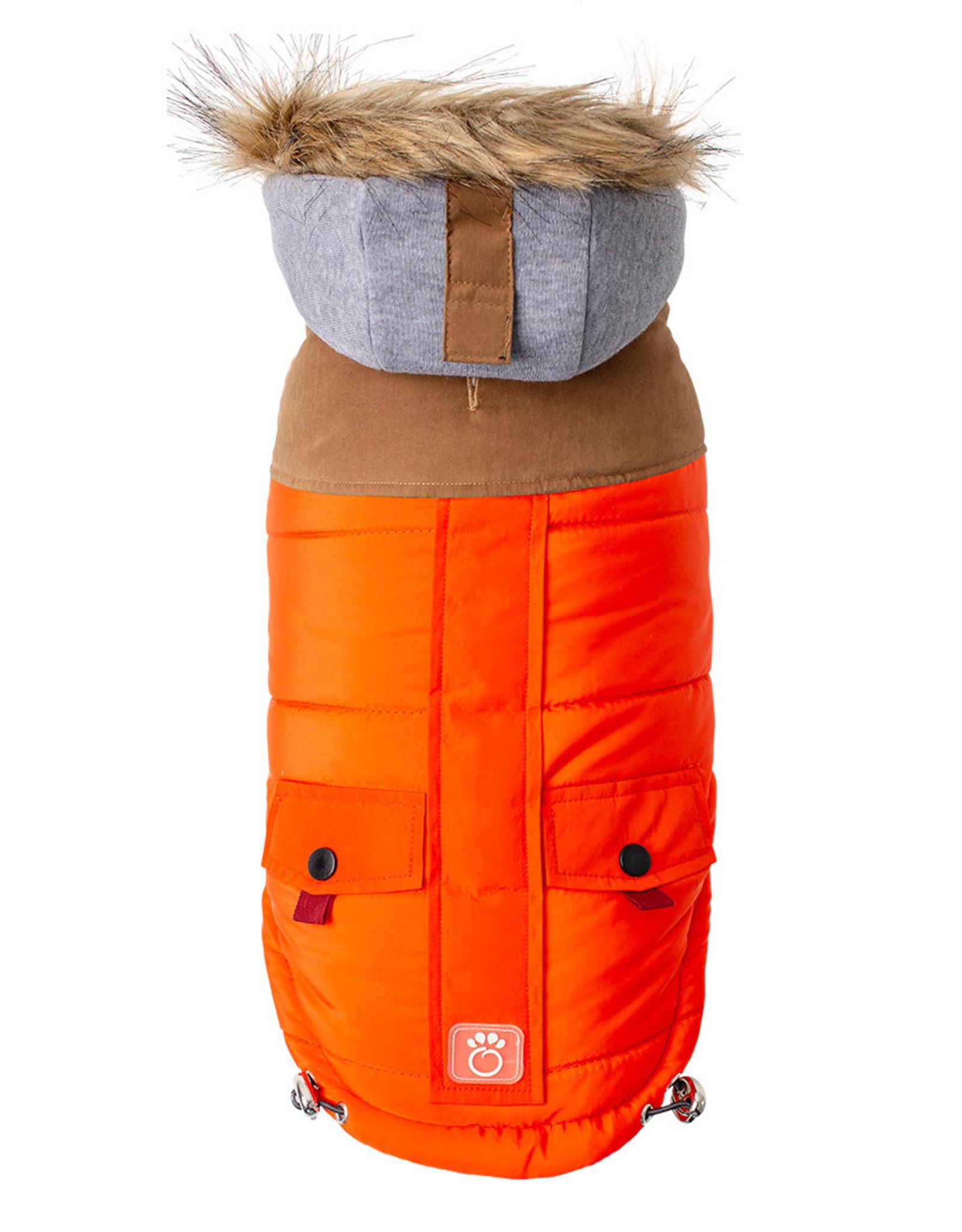 GF PET - Elastofit Lodge Parka Orange