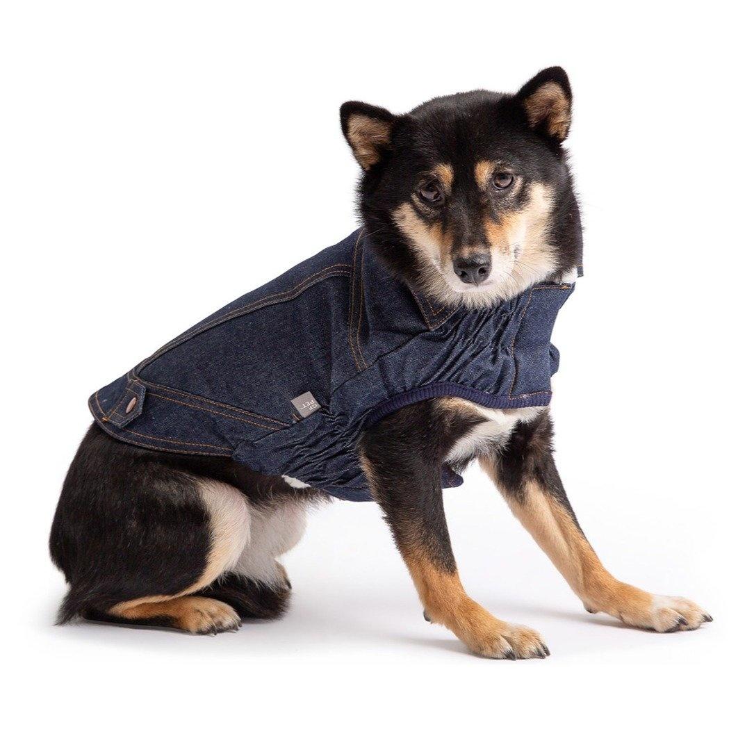 GF PET Denim Trail jacket