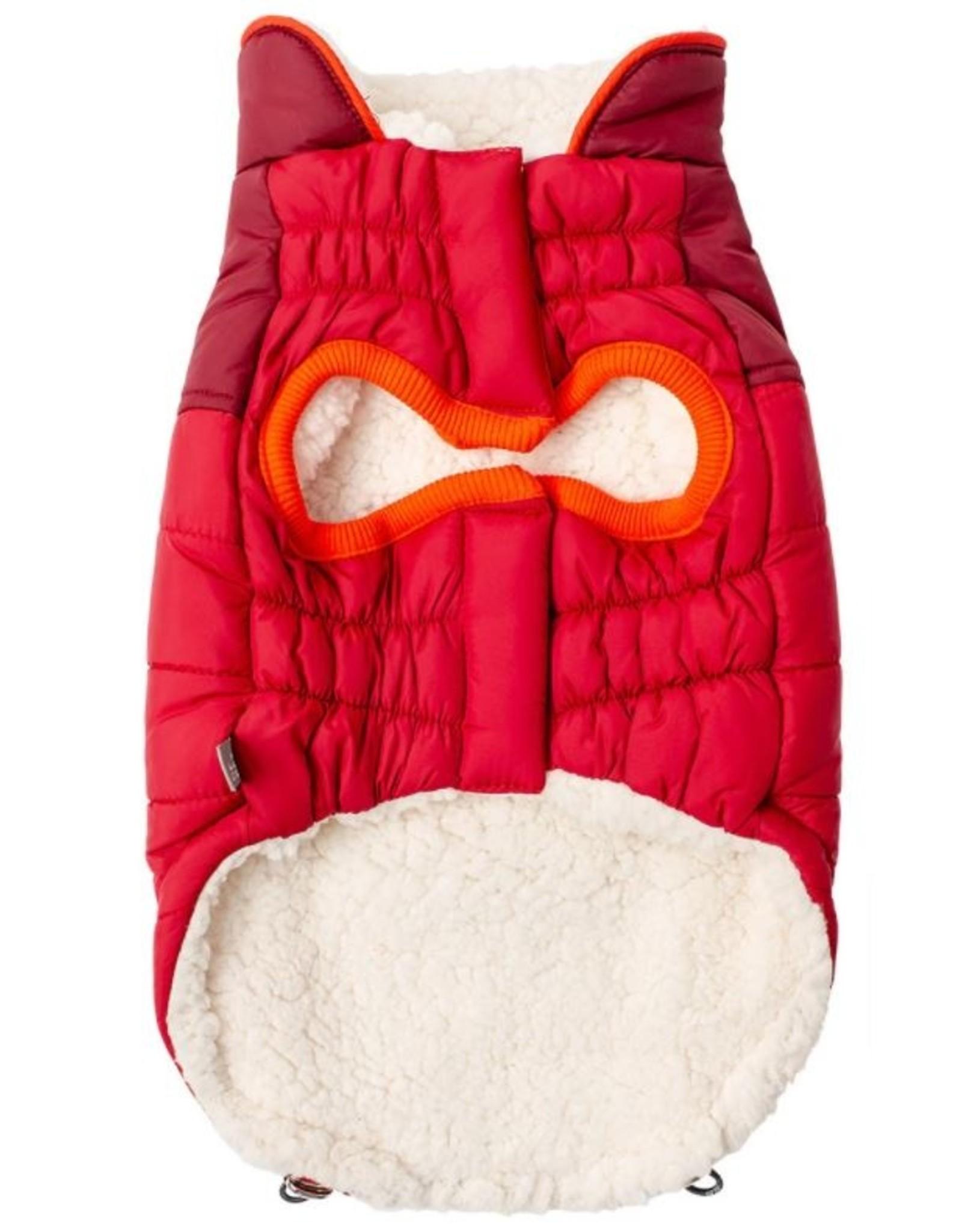 GF PET Scout Jacket Red