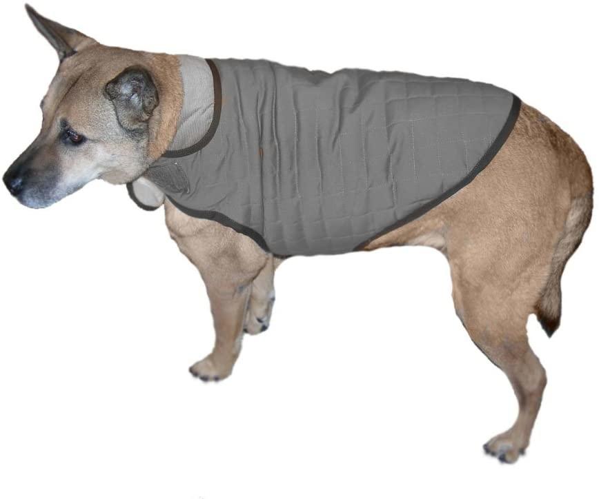 Advance Stay Clean Grey Jacket