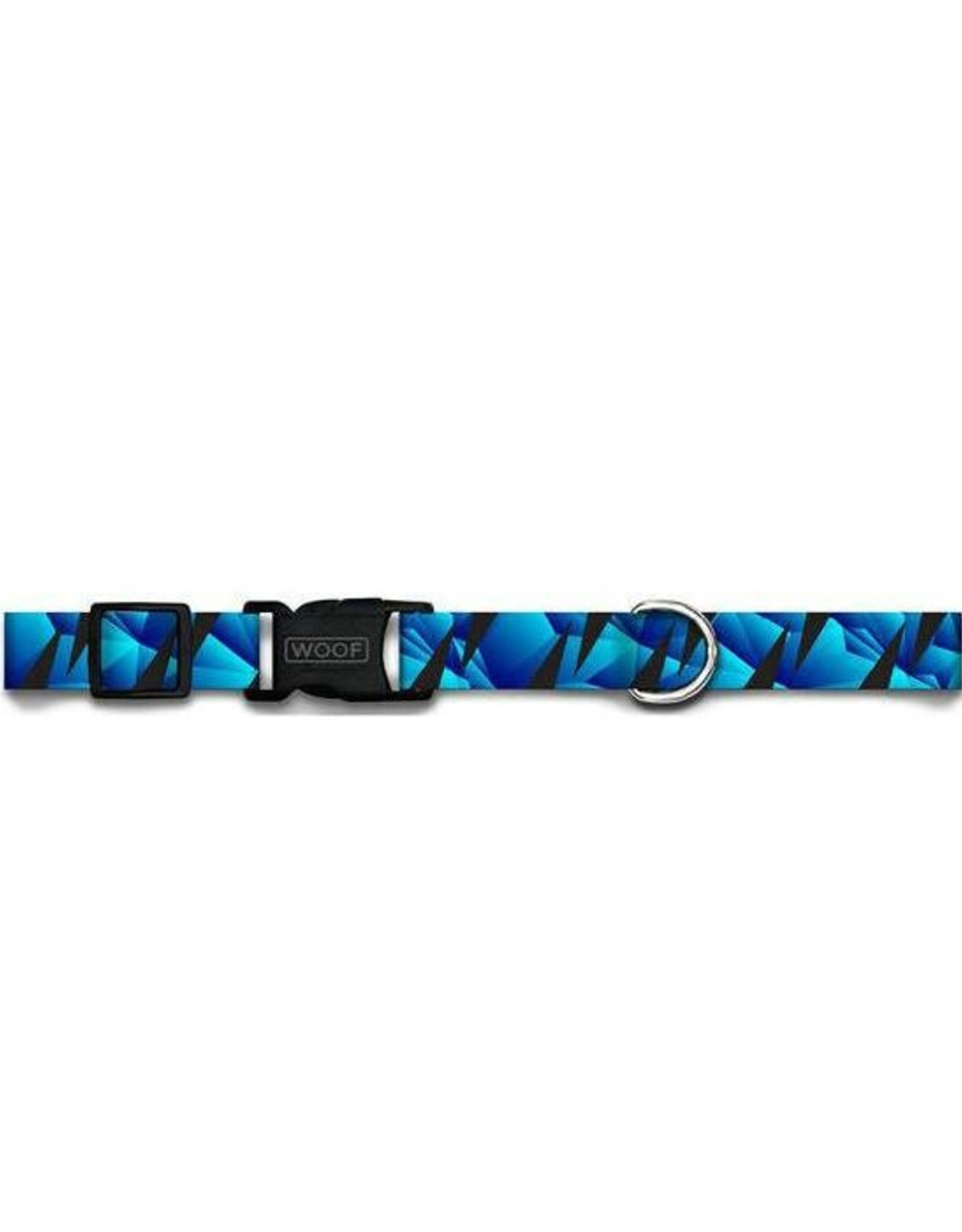 Woof Concept Woof Concept Collar M Blue 12-20 in