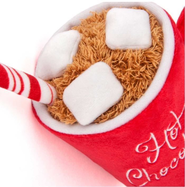 P.L.A.Y. Plush Holiday Hot Chocolate