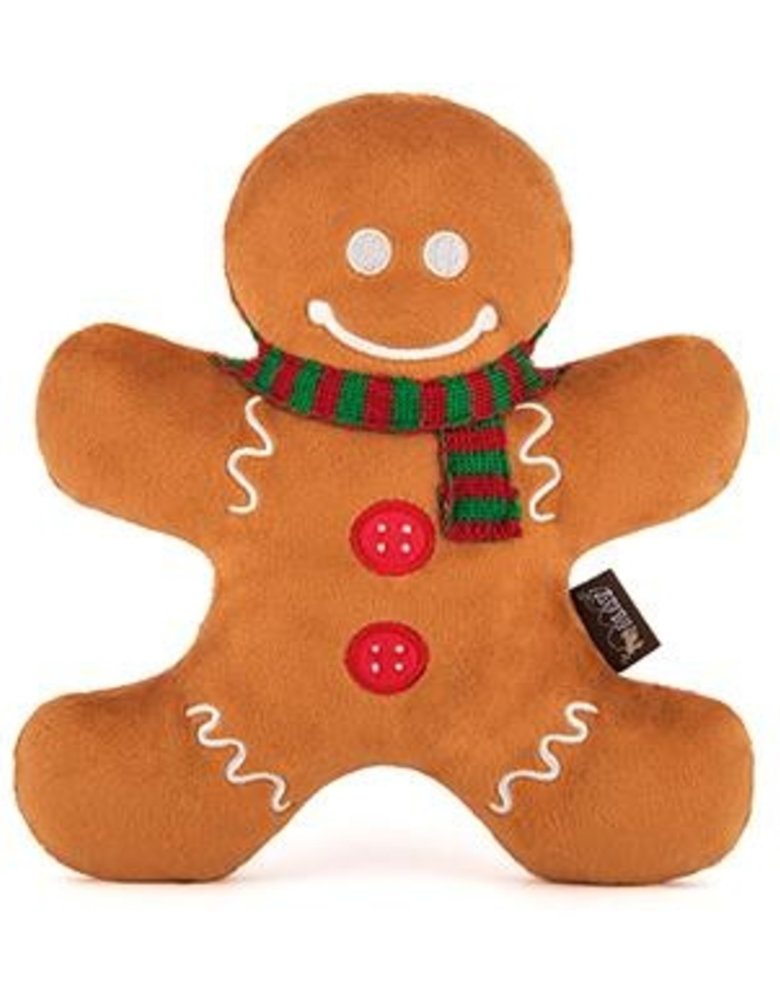 P.L.A.Y. Plush Holiday Gingerbread Man