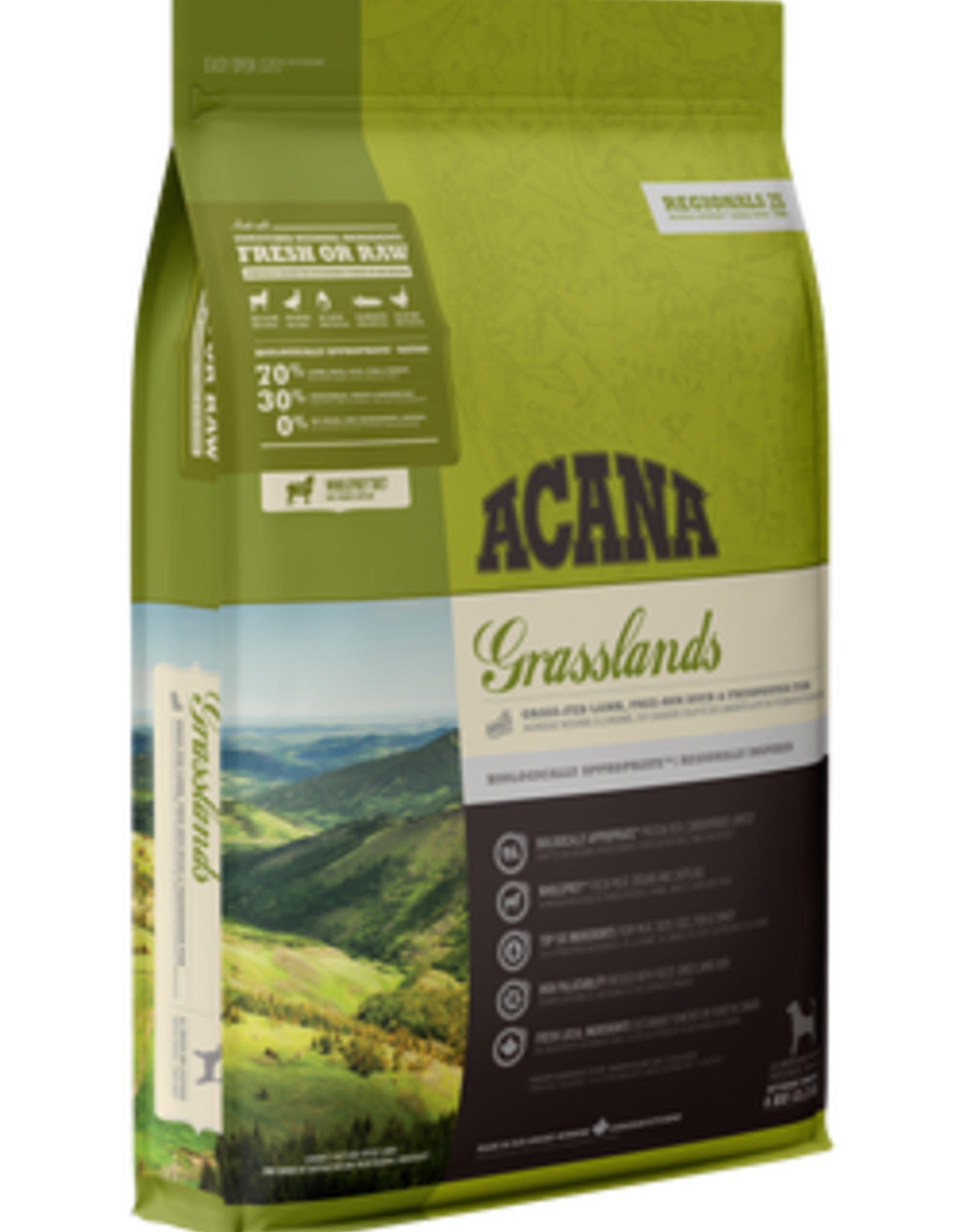 Acana Acana Grasslands - Lamb, Duck & Fish 340g