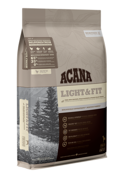 Acana Acana Light & Fit - Chicken, Flounder & Greens 340g