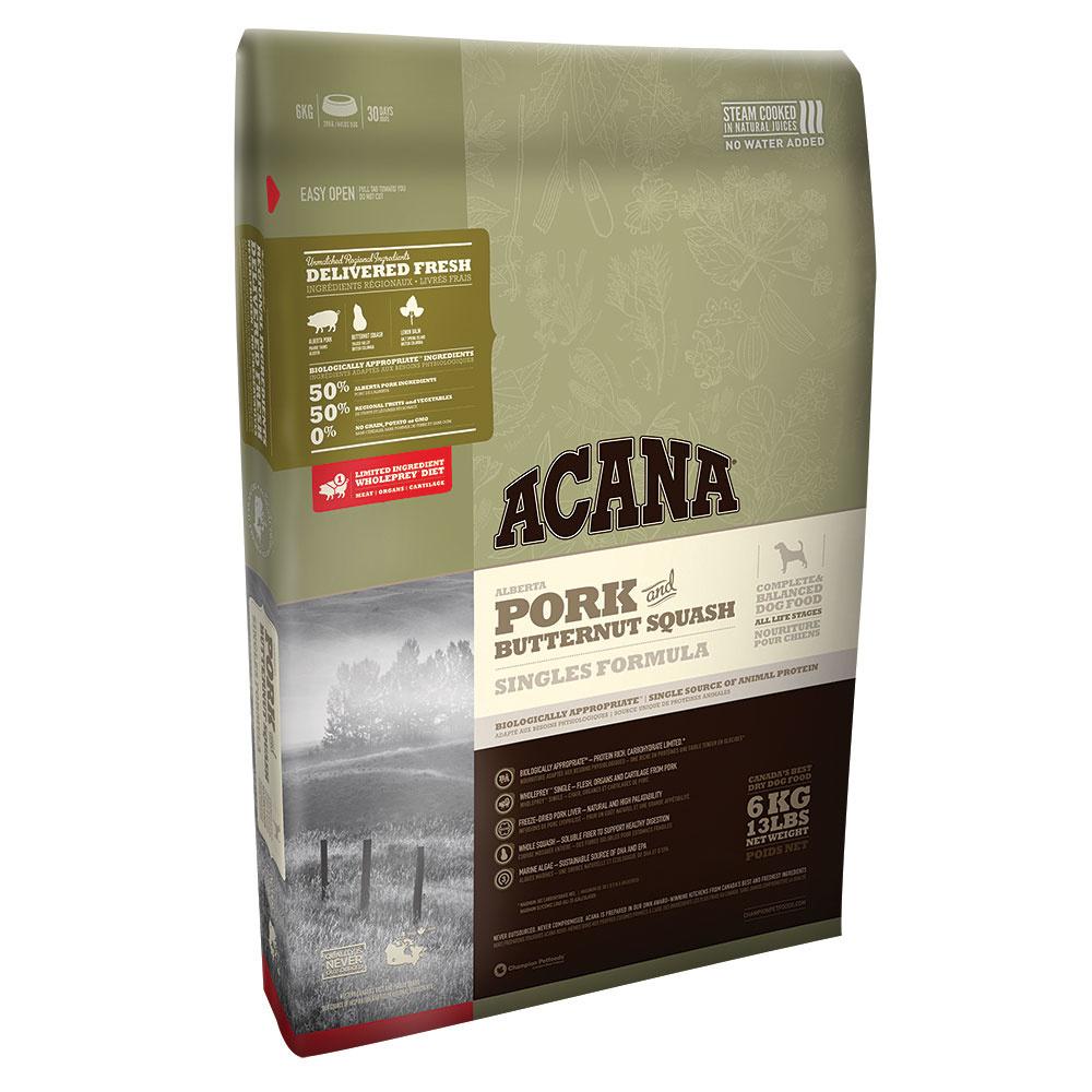Acana Acana Singles Pork & Squash 10.8 kg