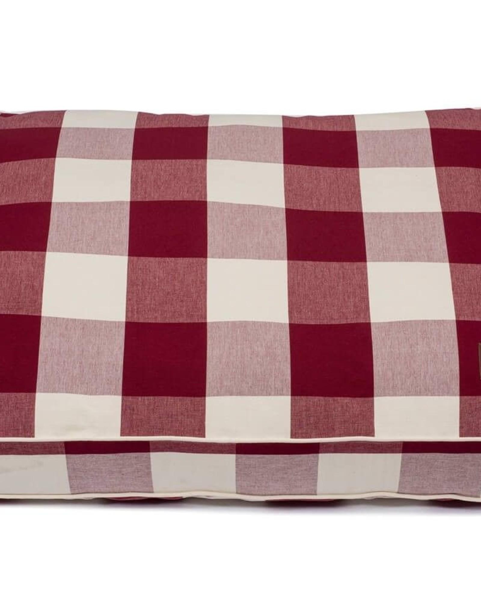 Jax & Bones Plaid Pillow Bed (Medium)