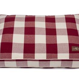 Jax & Bones Pillow Bed Plaid