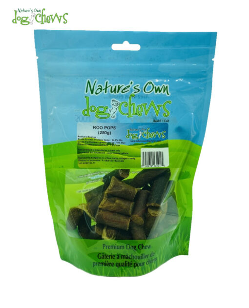 Nature's Own Nature's Own Roo Pops 250g