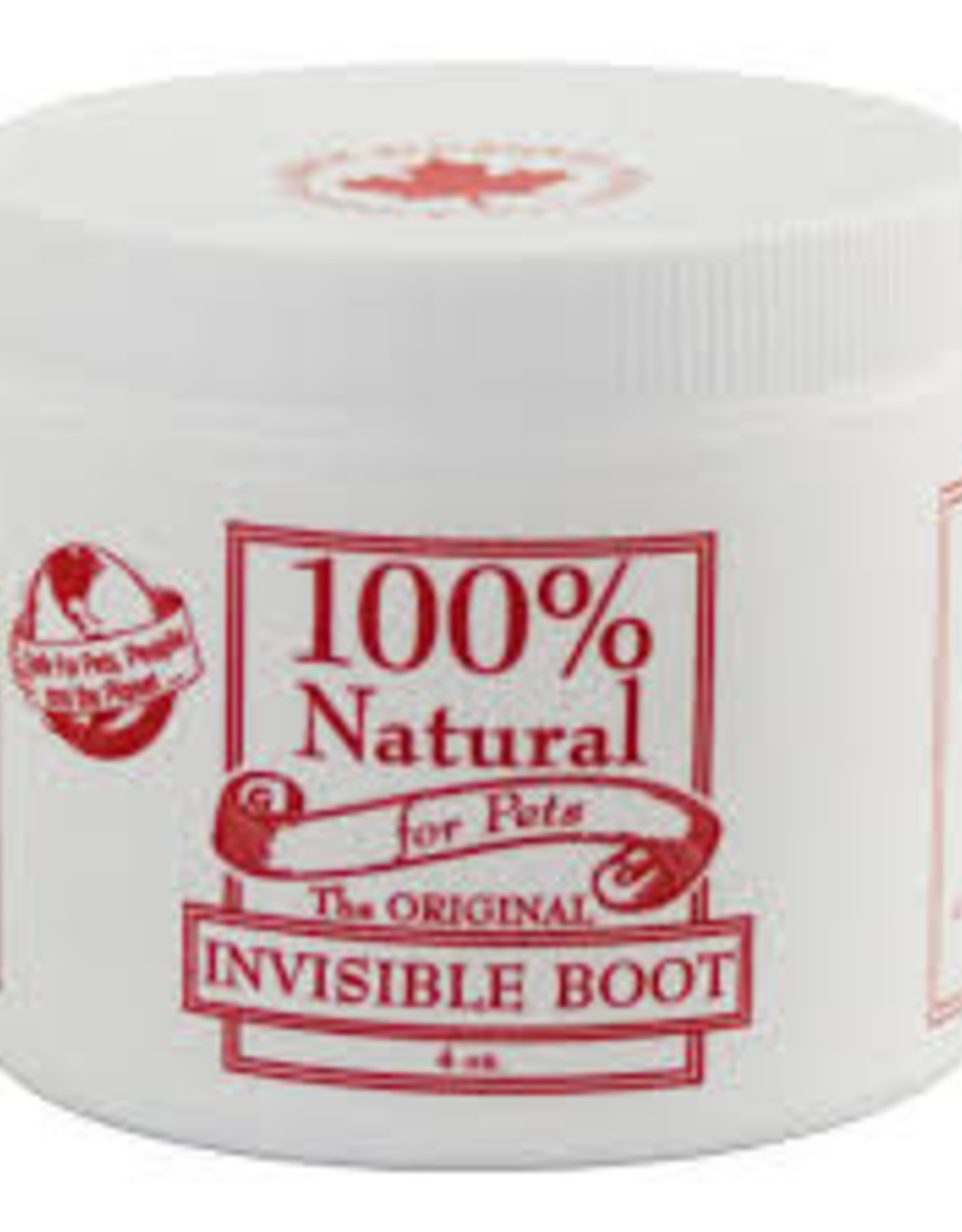 100% Natural for Pets 100% Natural Invisible Boot 4 oz.