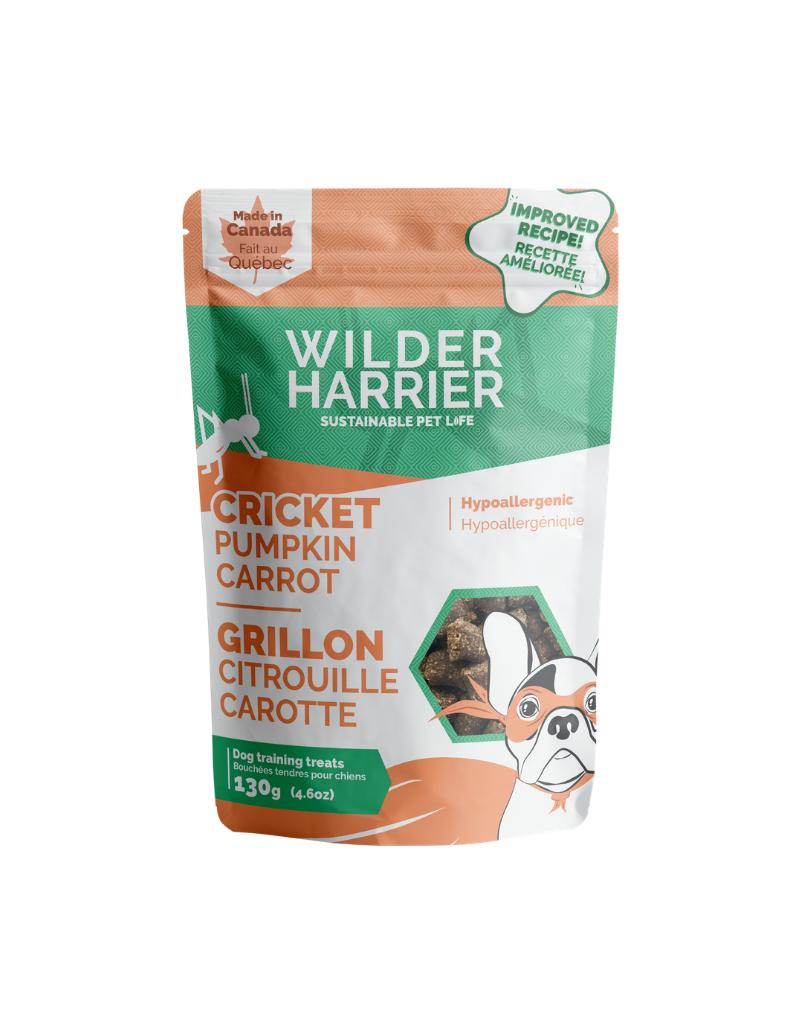 Wilder Harrier Wilder Harrier Cricket Pumpkin Carrot Treats 130g