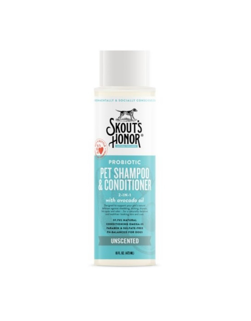 Skout's Honor Probiotic Shampoo & Conditioner