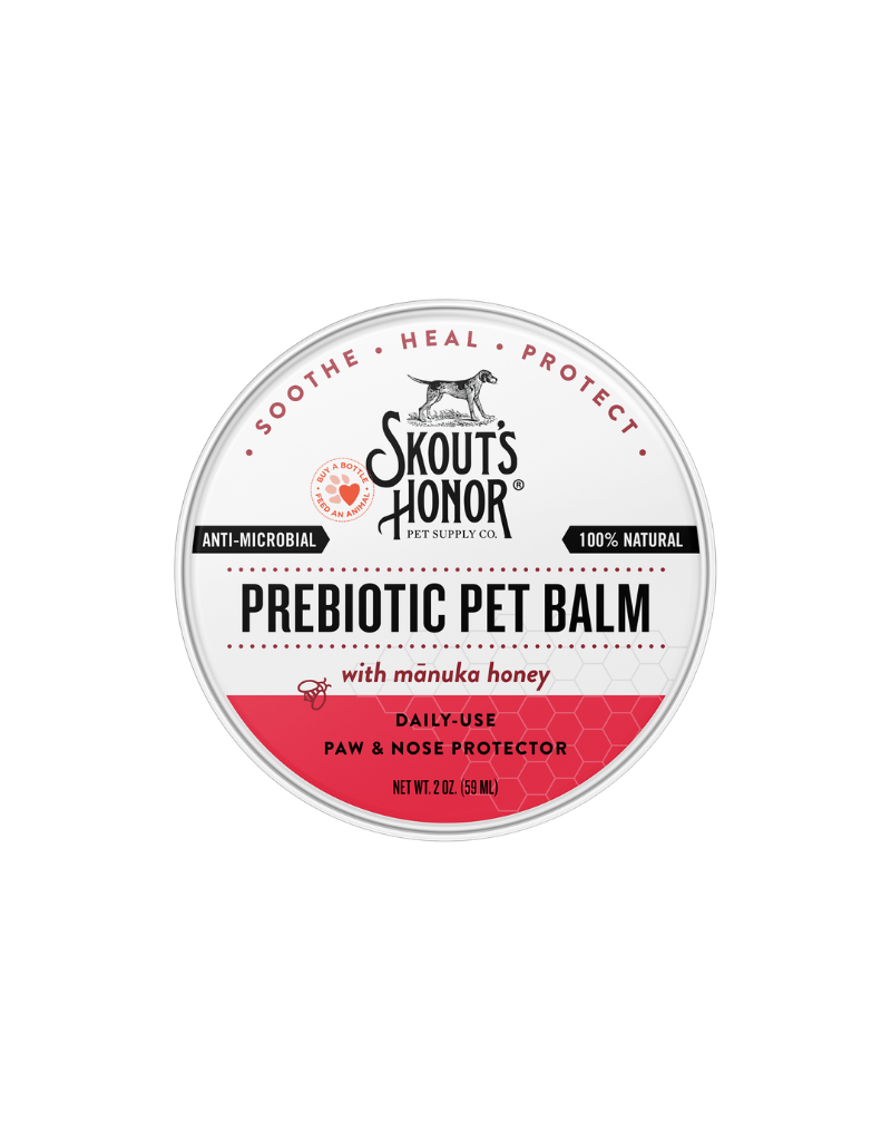 Skout's Honor Prebiotic Pet Balm