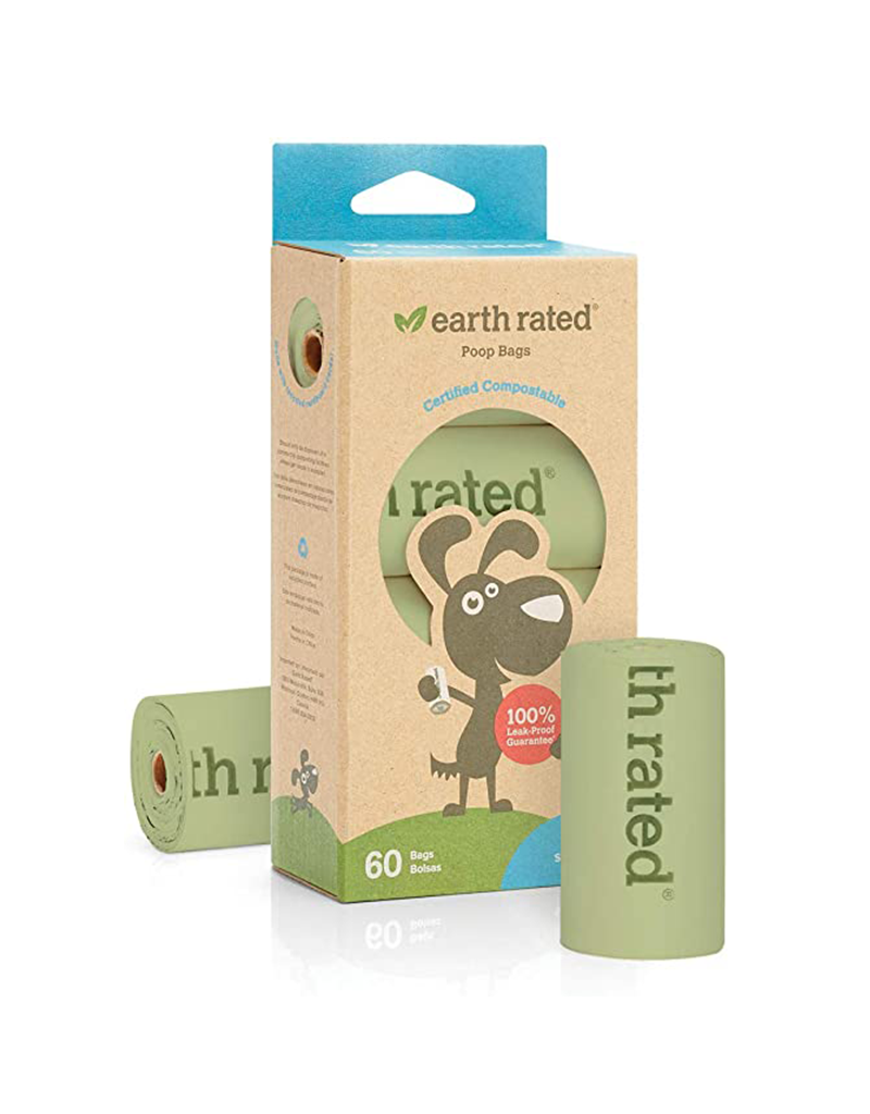 Earth Rated Earth Rated Eco-Friendly Compostable Poo Bags