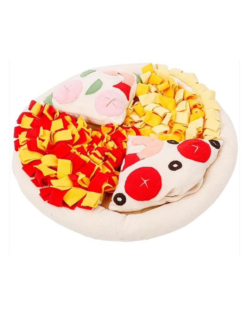 Pawz N Dogz Pawz N Dogz Pizza Snuffle Mat and Dog Bed