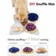 Pawz N Dogz Pawz N Dogz DIY Custom Multi-Level Challenge Snuffle Mat with Lick Pad