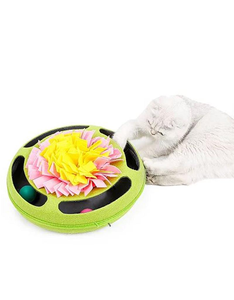 Pawz N Dogz Pawz N Dogz Cat and Puppy Puzzle Toy