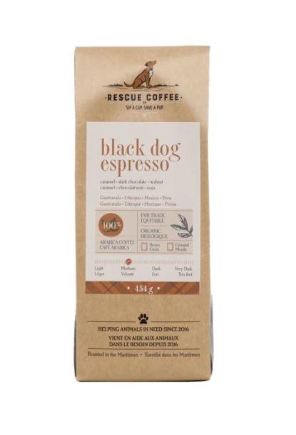 Rescue Coffee Black Dog Espresso