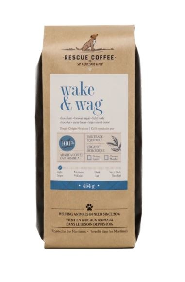 Rescue Coffee Wake & Wag