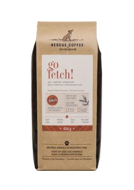 Rescue Coffee Go Fetch!