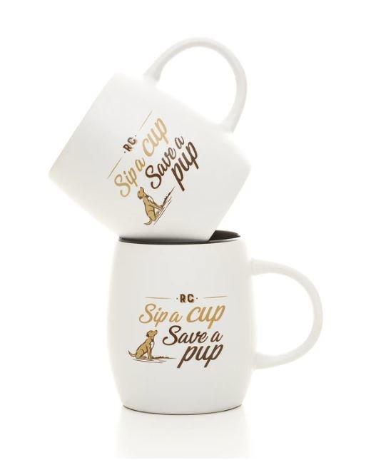 """""""Sip a Cup, Save a Pup"""" Mug"""
