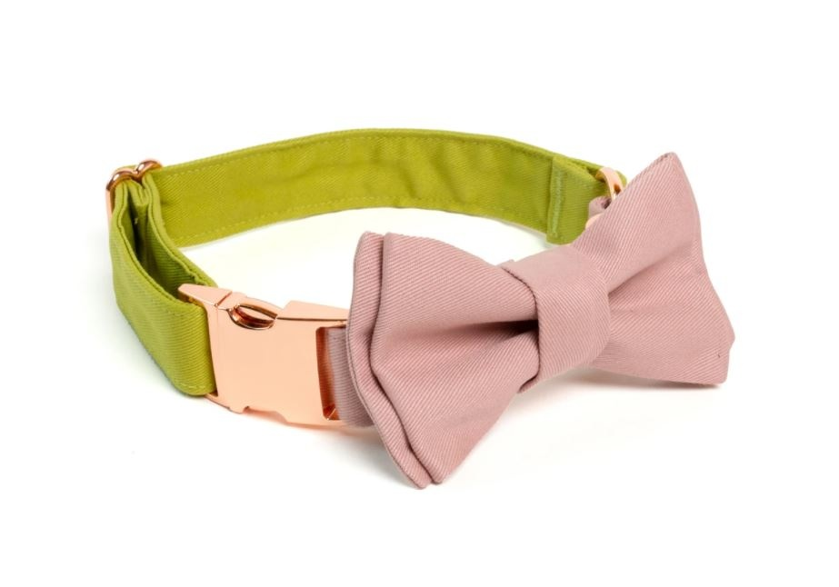 Eat Play Wag Eat Play Wag - Rose Bow Tie
