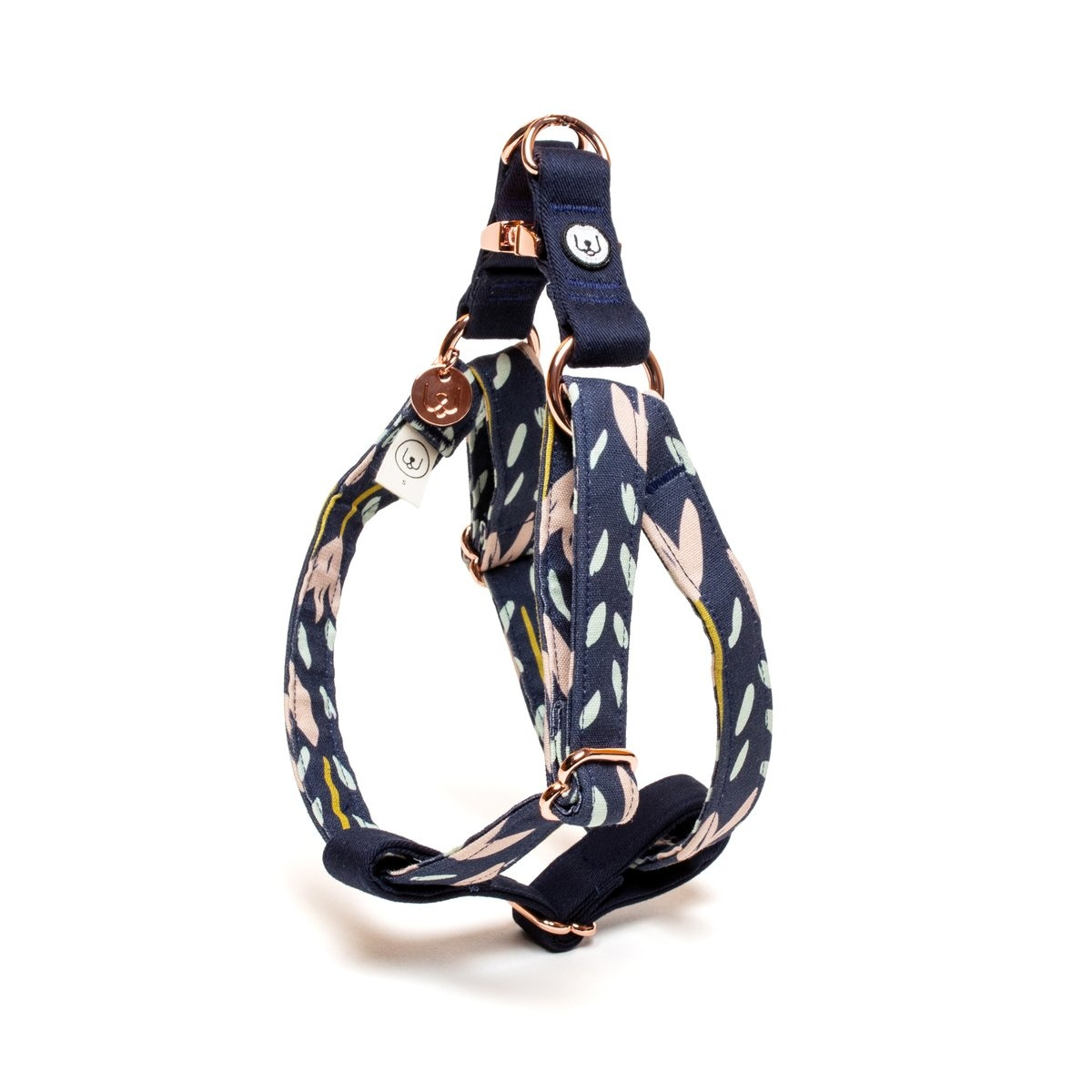 Eat Play Wag Eat Play Wag - Evening Meadow Step-In Harness XS