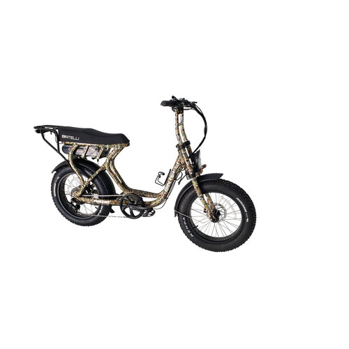 Bintelli Bicycles Bintelli Fusion