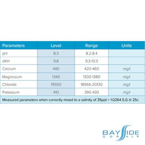 D-D Aquarium Solution D-D H2Ocean Salt | Pail 23kg