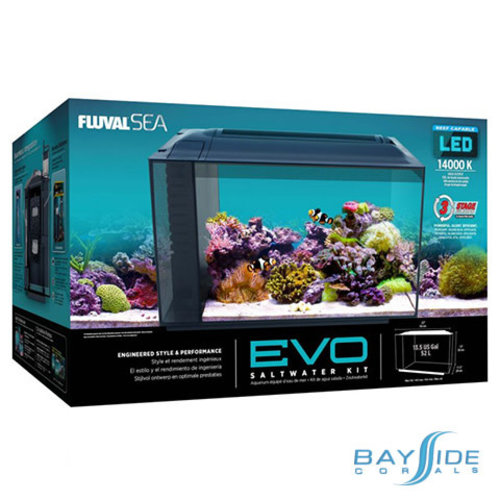 Fluval EVO LED Aquarium | 13.5 Gal